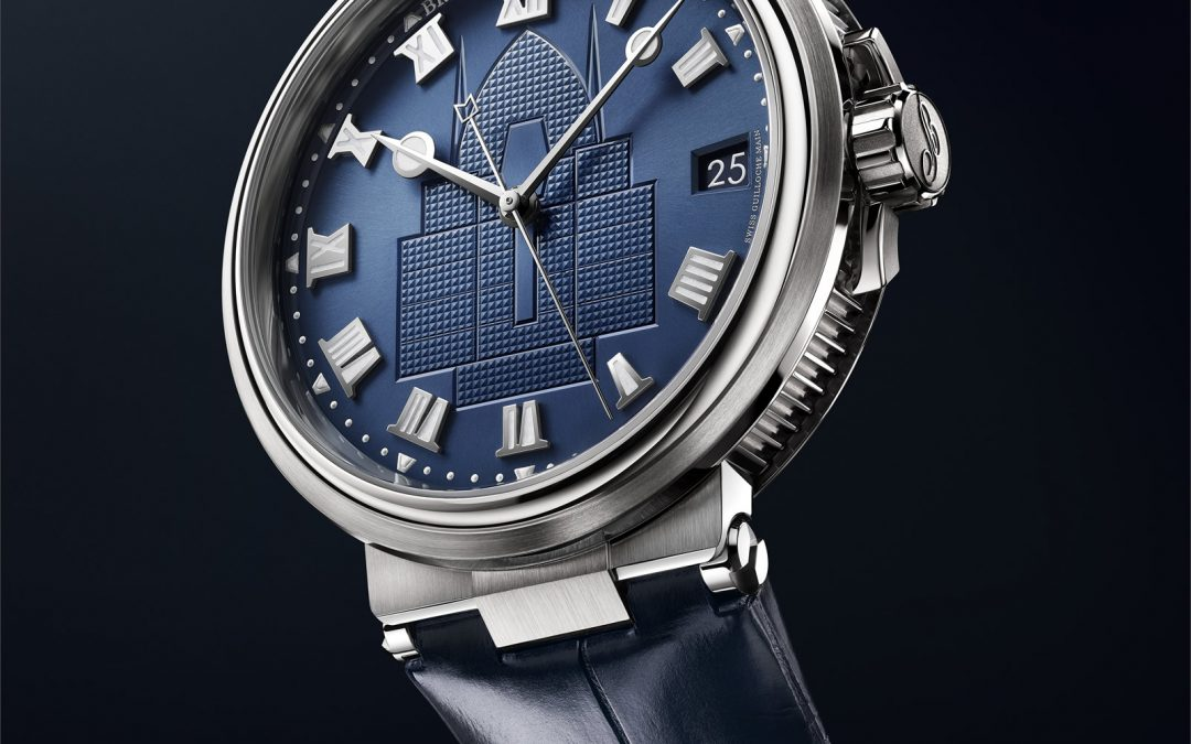 Breguet emprende una nueva Odisea junto a Race for Water