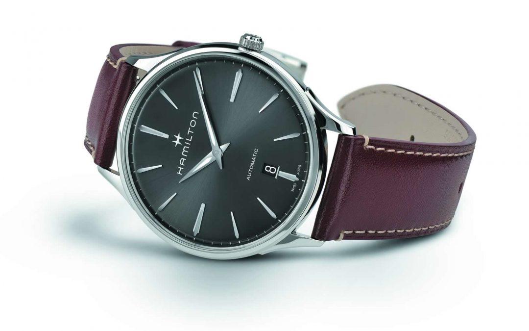Hamilton Jazzmaster Thinline, un reloj personalizable para los más elegantes