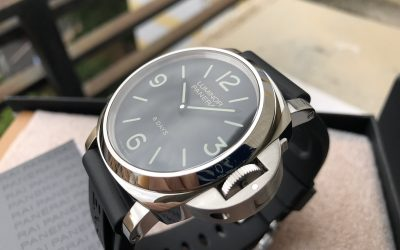 Panerai Luminor Base 8 days Pam 560