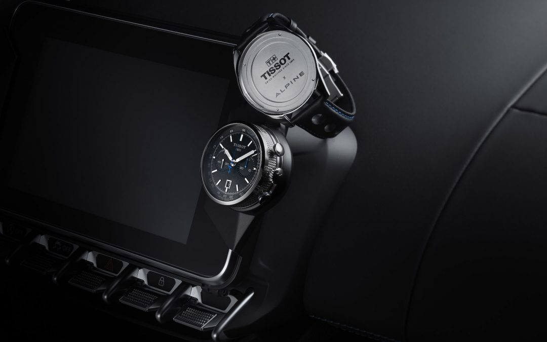 Tissot Alpine On Board Automático. El reloj para el conductor moderno