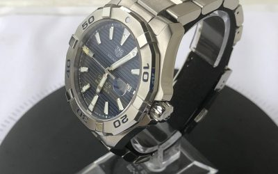 Tag Heuer Aquaracer Calibre 5 43mm 360º