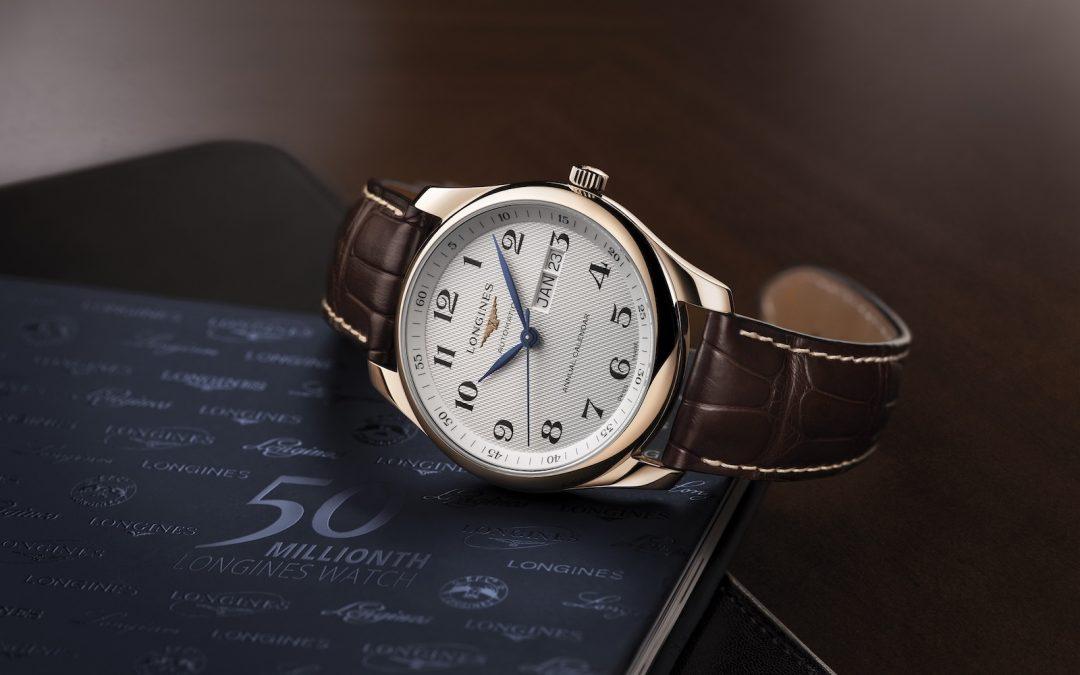 Longines celebra su reloj número 50.000.000