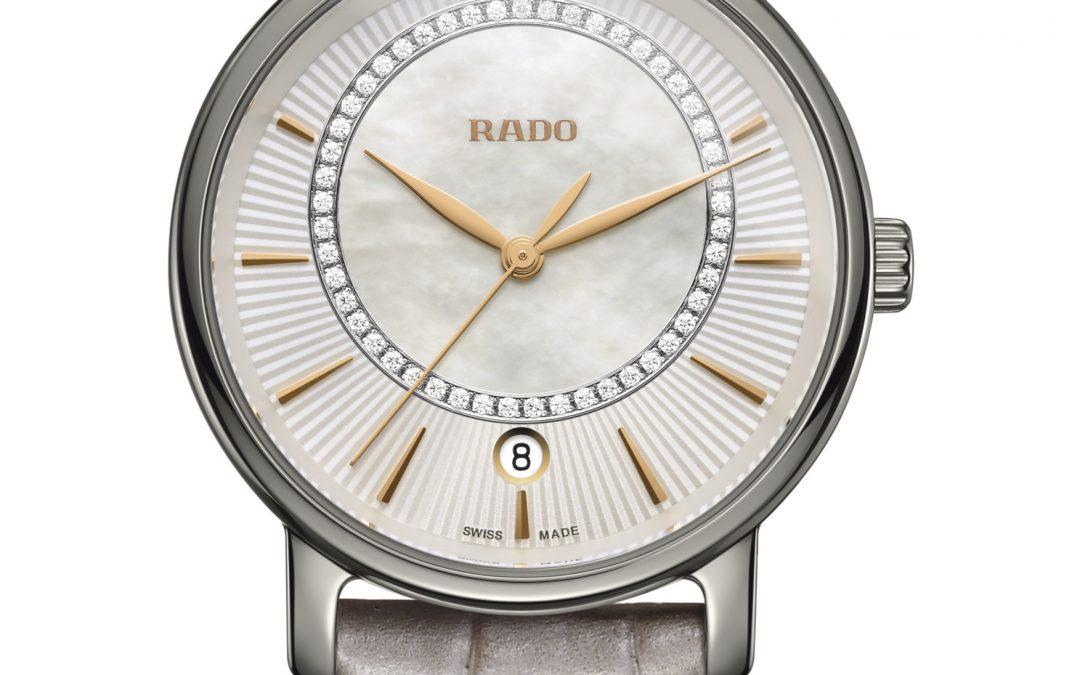 Rado presenta su propuesta de relojes para el Día de San Valentín