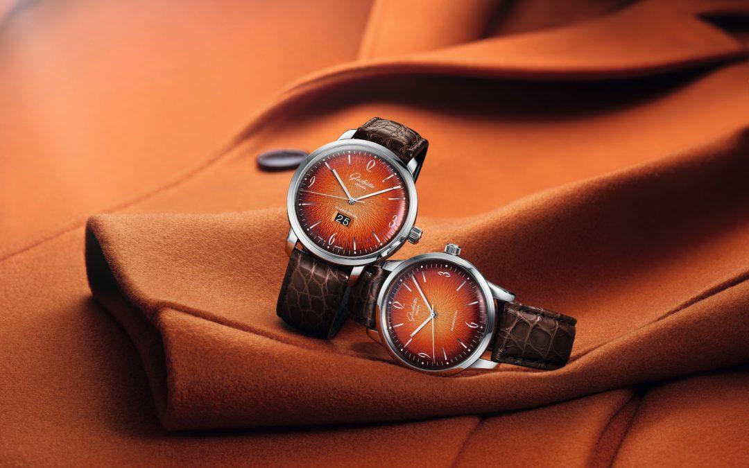 Glashütte Original presenta su nueva edición anual: Sixties y Sixties Panorama Date