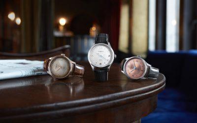 Montblanc captura el espíritu de la elegancia sofisticada con su nueva línea de producto Heritage