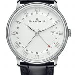 Blancpain Villeret GMT Date 6662_1127_55B_front