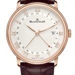 Blancpain Villeret GMT Date 6662_3642_55_front