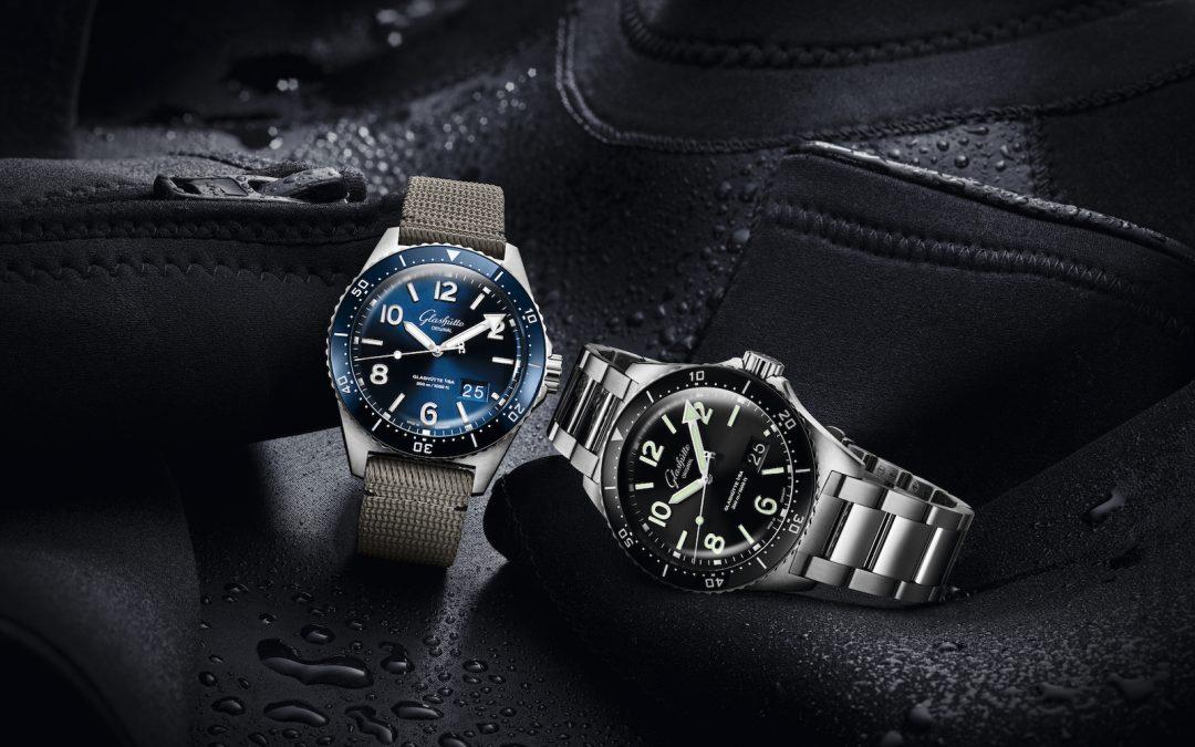 SeaQ recupera la tradición de los relojes de buceo de Glashütte. Glashütte Original lanza «Spezialist», su nueva colección