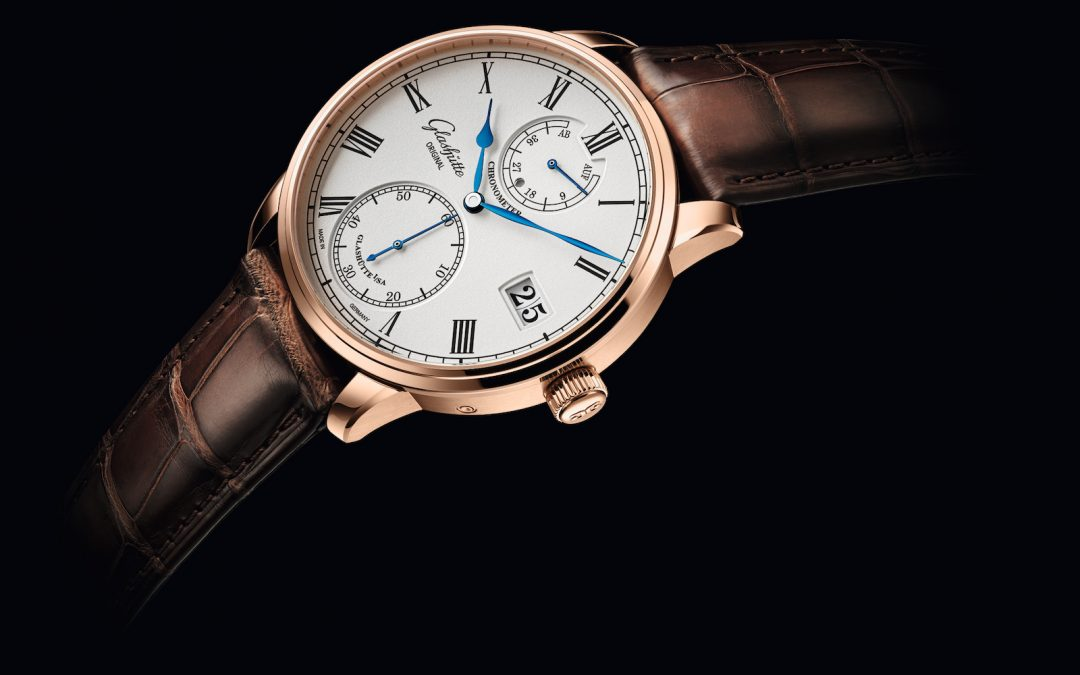 Glashütte Original Senator Chronometer con un look contemporáneo