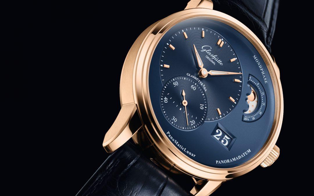 Glashütte Original presenta dos nuevos modelos Pano en 2019
