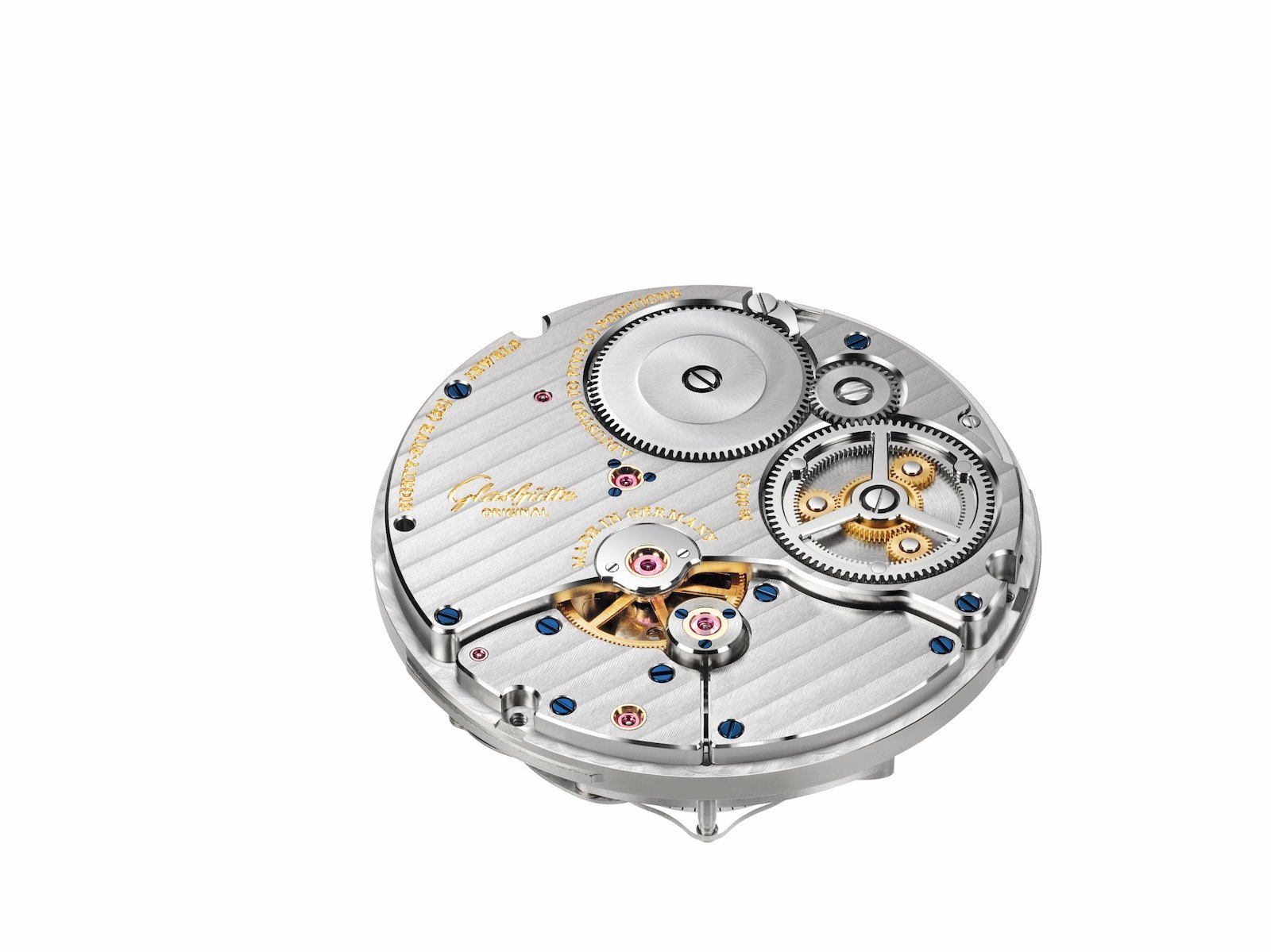 Glashutte Original Calibre 58-05