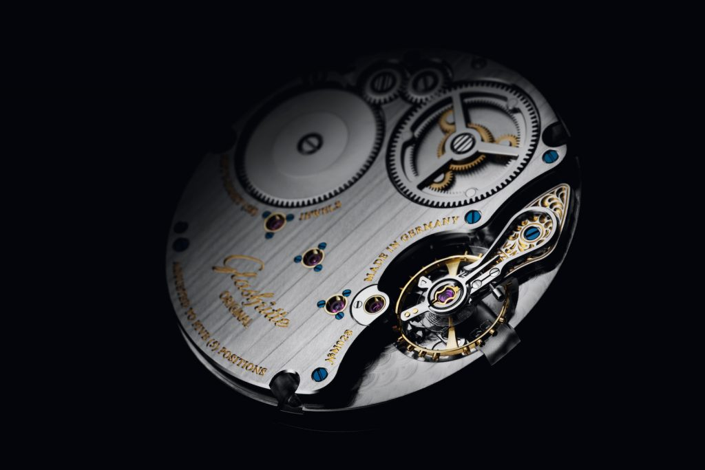 Glashutte Original Calibre 58 - Detail 1