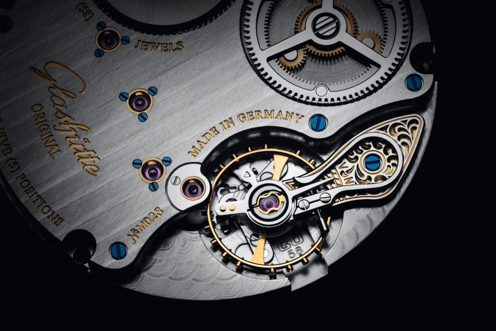 Glashutte Original Calibre 58 - Detail 2
