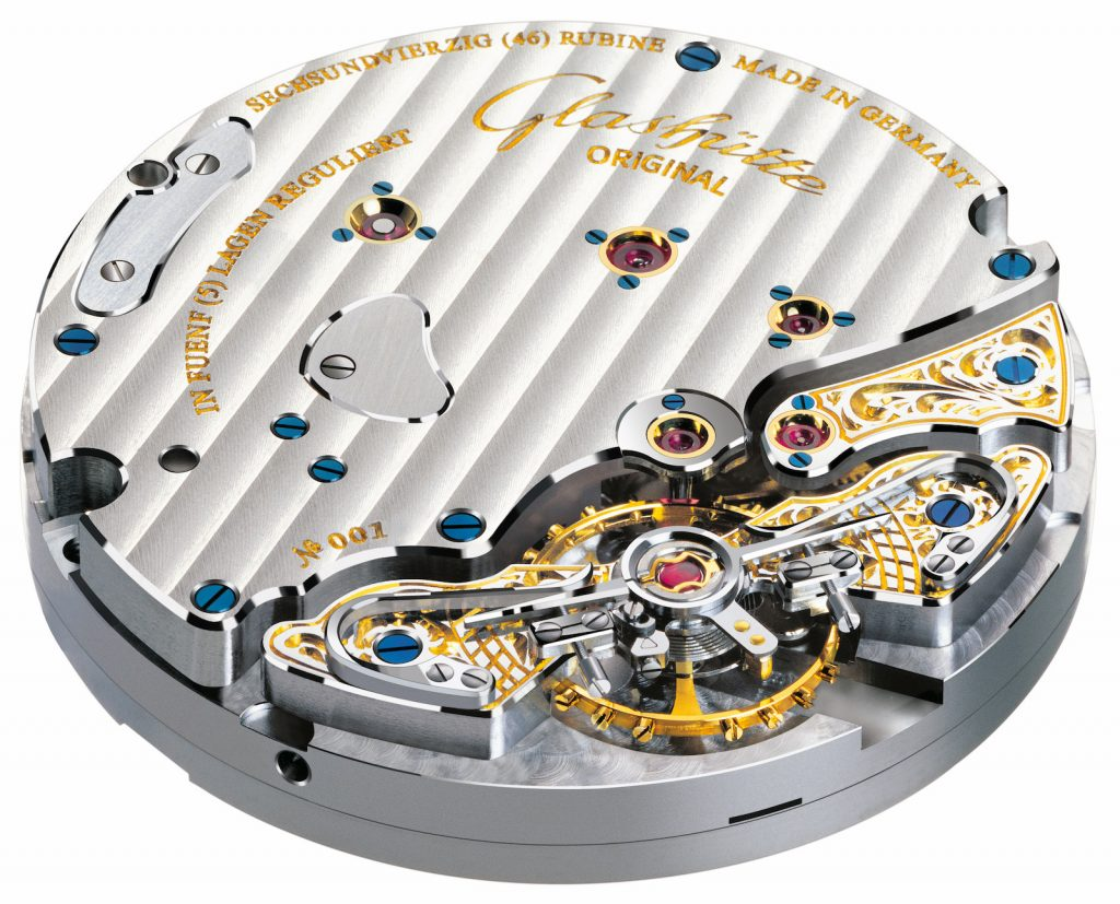 Glashutte Original Calibre-65-01