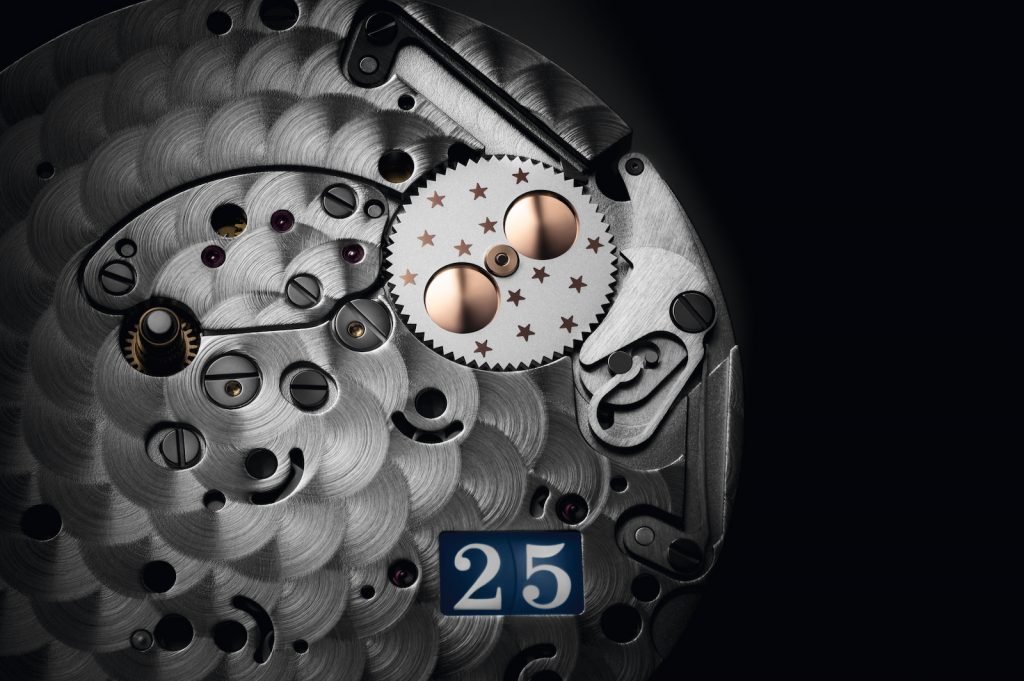 Glashutte Original Calibre 90-02 - Detail 1