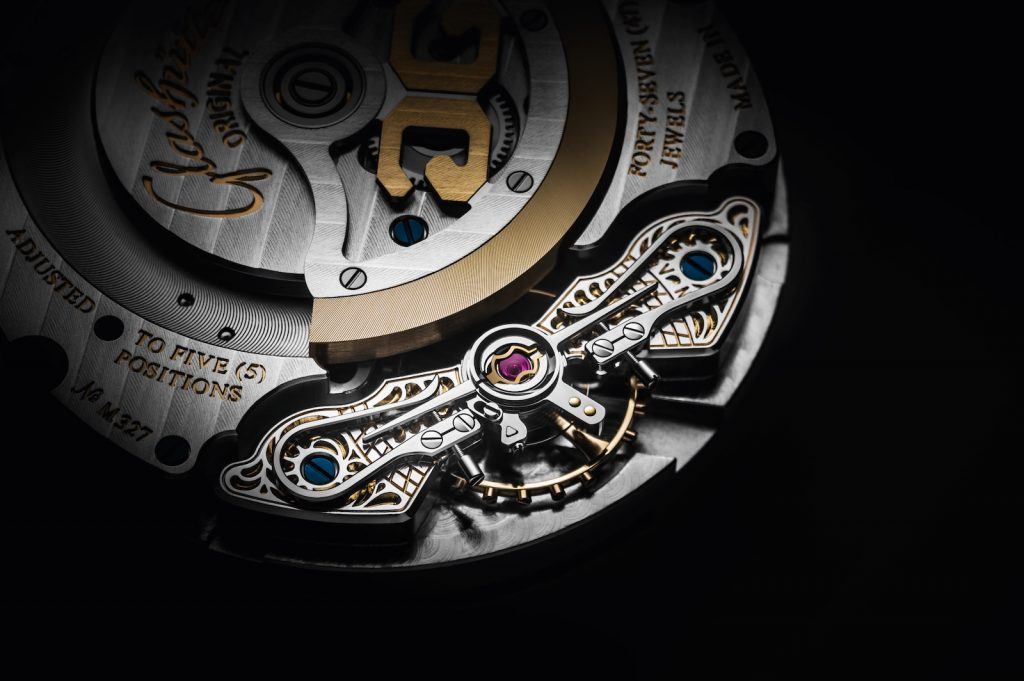 Glashutte Original Calibre 90-02 - Detail 2