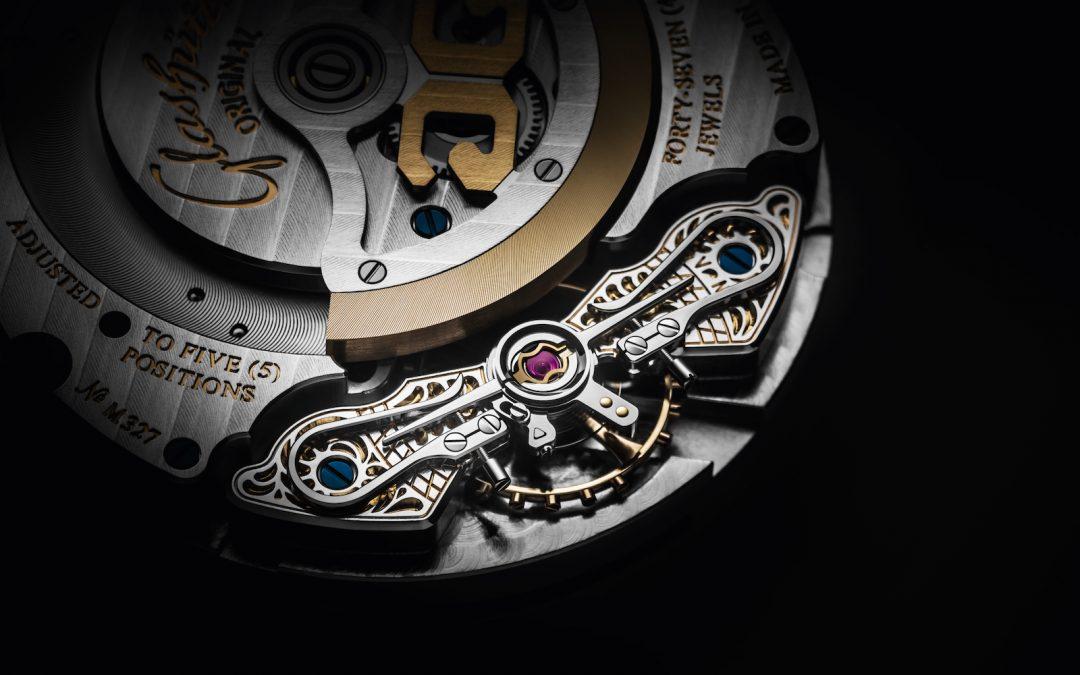 Qué es el calibre de un reloj
