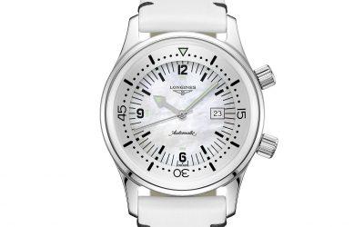 The Longines Legend Diver Watch se enriquece con nuevas versiones
