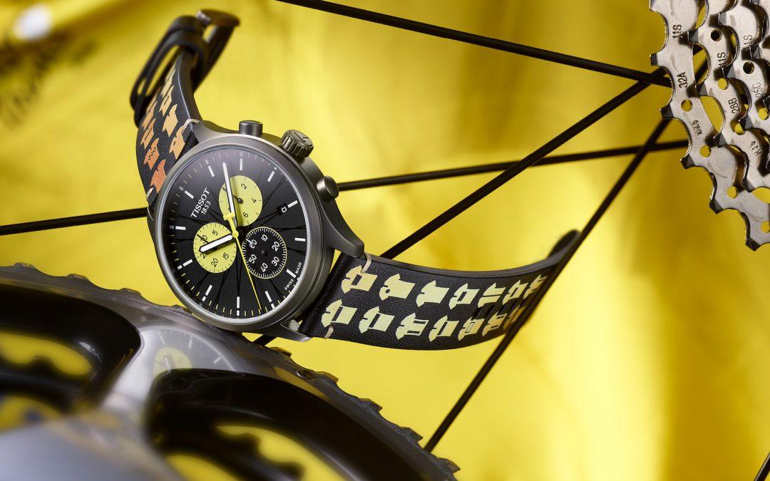 Tissot Chrono XL Tour de Francia. Amarillo de victoria