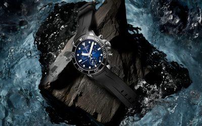 Tissot Seastar 1000 Quartz Chrono. Elegancia acuática