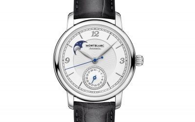 Nuevo Montblanc Star Legacy Moonphase & Date para mujer