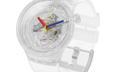 REWIRE AND RESET, SWATCH PRESENTA BIG BOLD JELLY