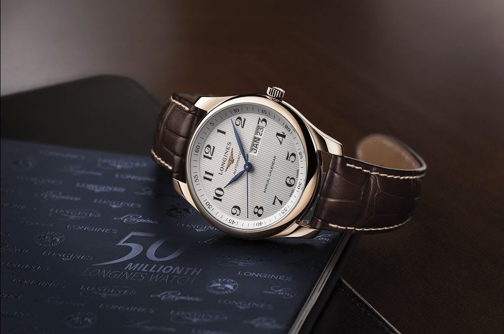 Un calendario anual para The Longines Master Collection: la demostración del saber hacer relojero de Longines