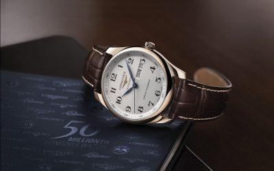 Un calendario anual para The Longines Master Collection: la demostración del saber hacer relojero de Longines