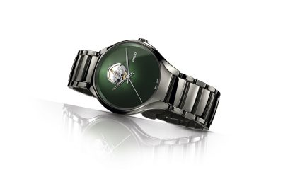 Feel it! Rado True Secret