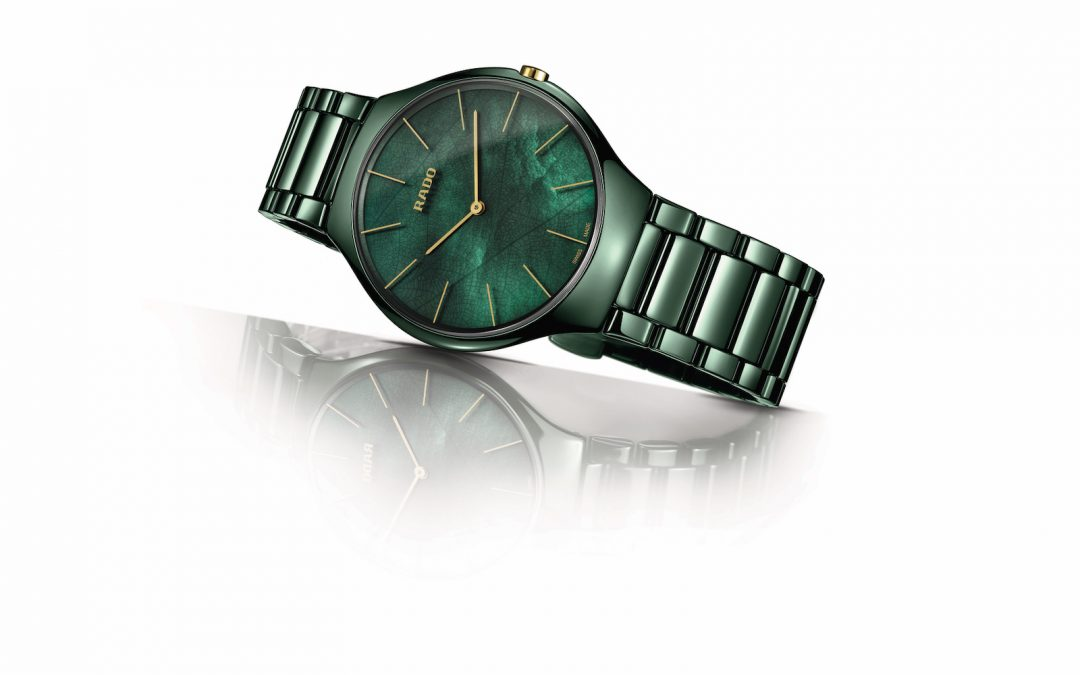 Rado presenta la colección True Thinline Nature