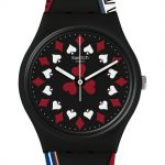 Swatch x 007 gz340 Casino Royale