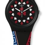 Swatch x 007 gz340 Casino Royale - correa