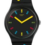 Swatch x 007 suoz302 Dr. No