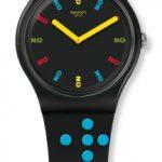 Swatch x 007 suoz302 Dr. No - correa