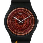 Swatch x 007 suoz304 The World Is Not Enough
