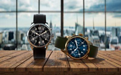 Montblanc Lanza Los Primeros Auriculares Inteligentes y La Nueva Edición Smartwatch En La Ciudad de Nueva York