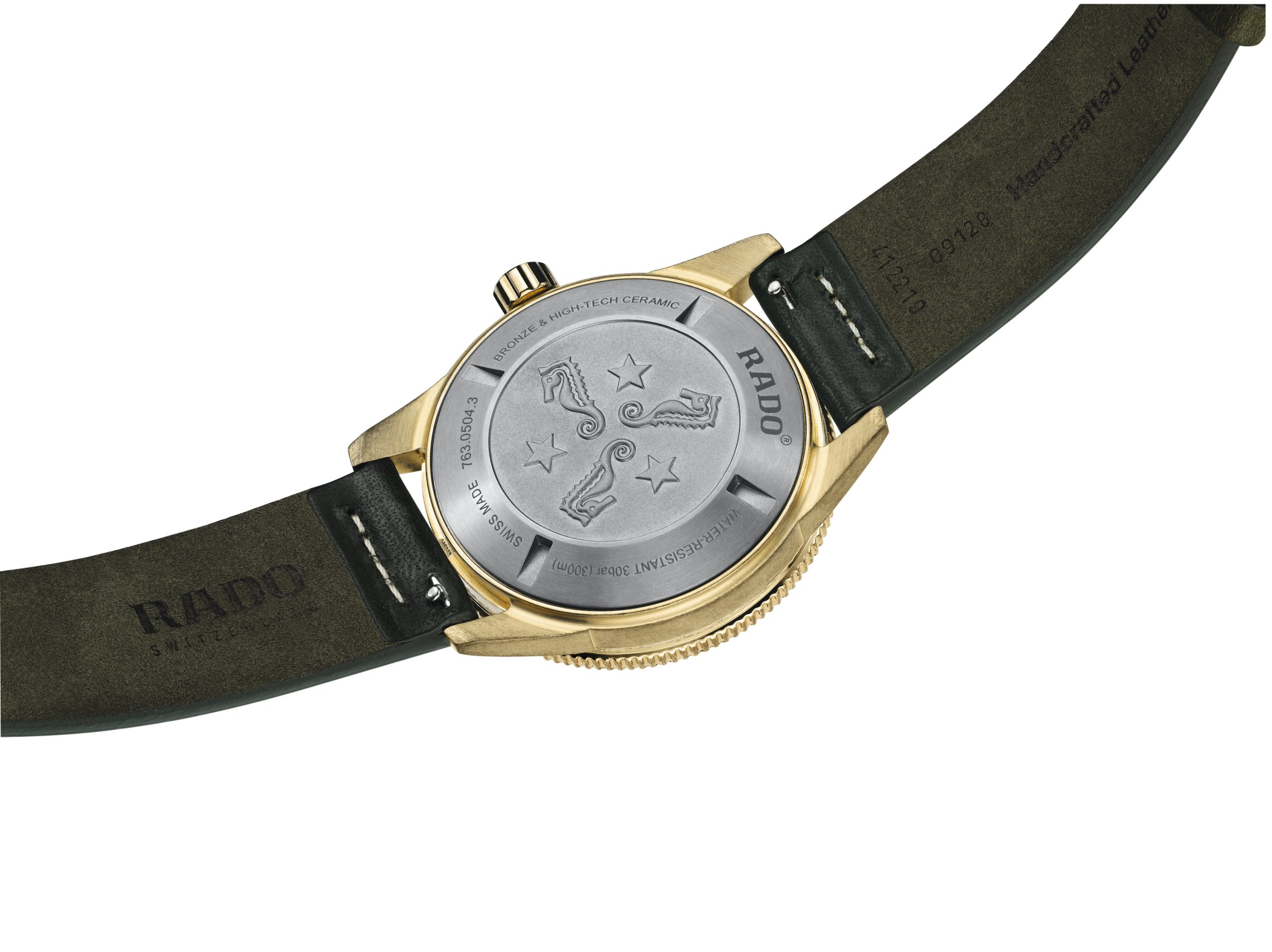 Rado Captain Cook Bronze tapa