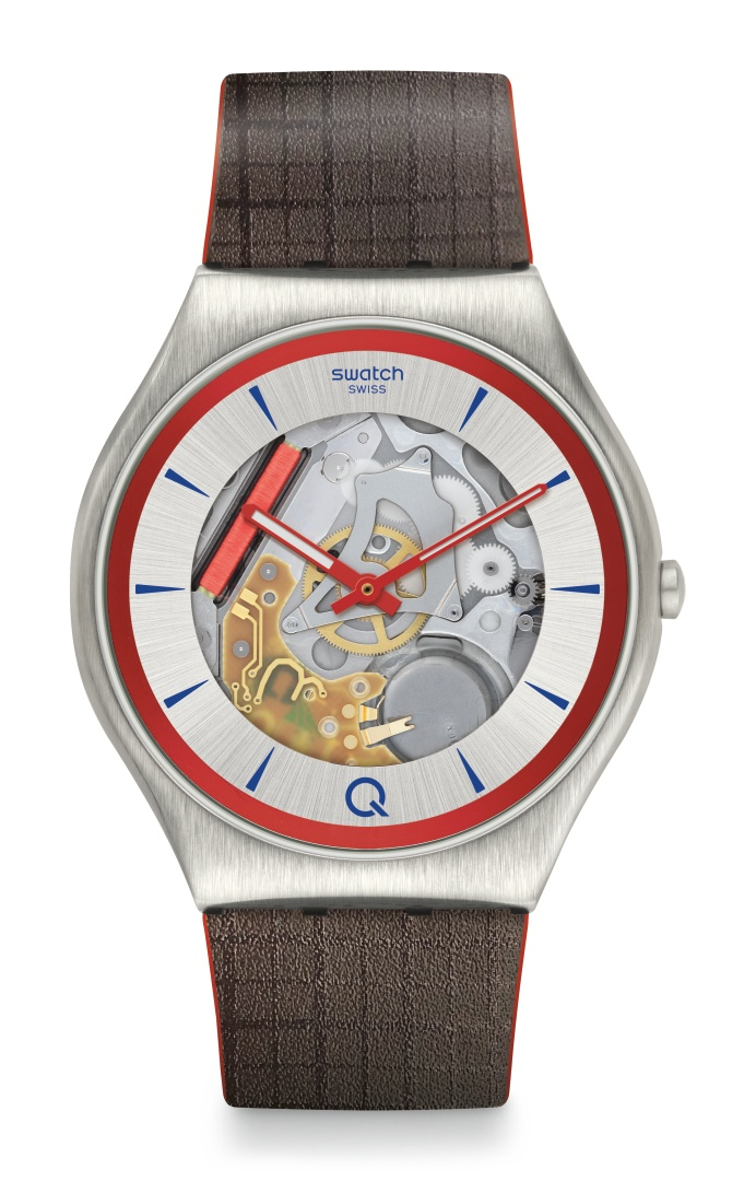 Swatch x 007 ss07z100 No Time To Die