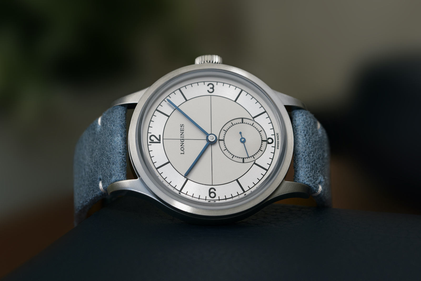 The Longines Heritage Classic L2.828.4.73.2 Lifestyle