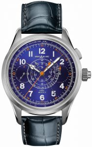 Montblanc 1858 Split Second Chronograph Limited Edition 100 ref. 126006