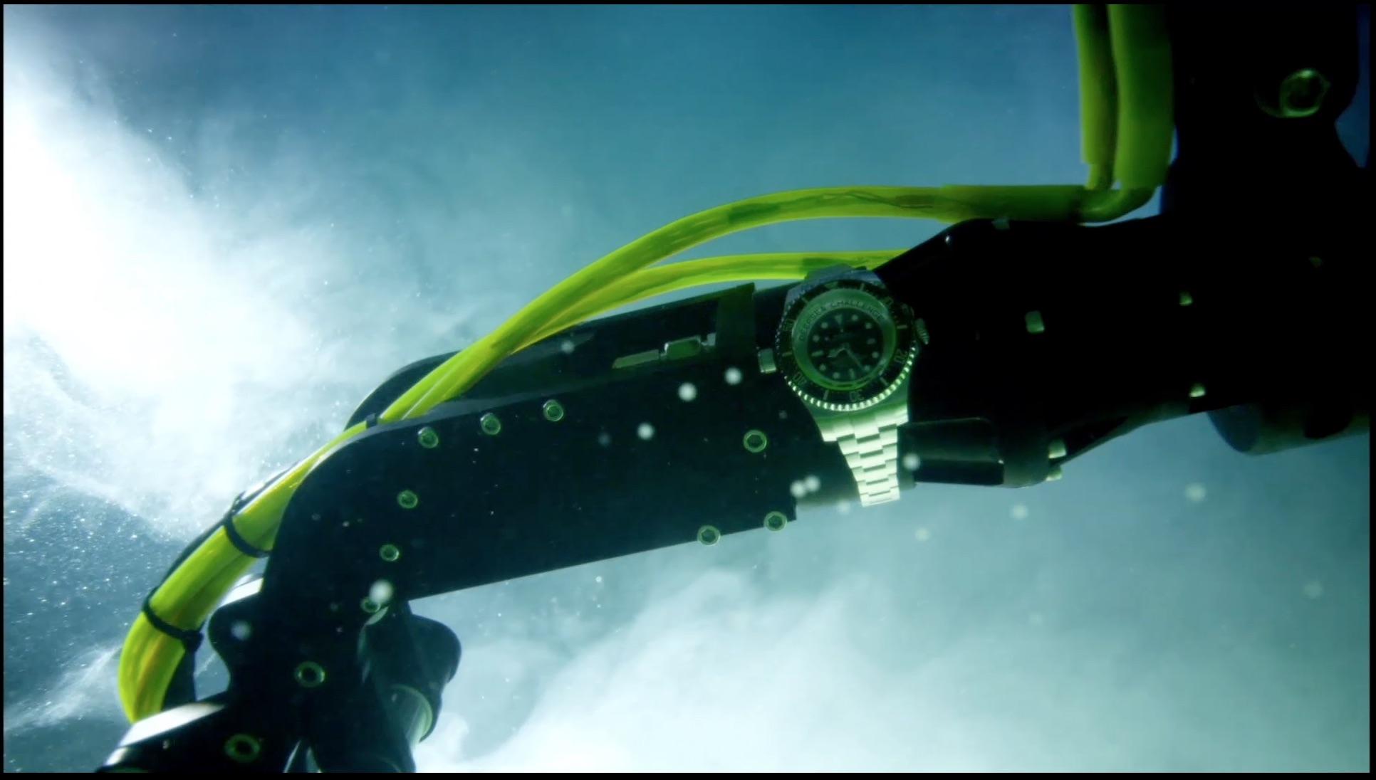 Rolex Deepsea Challenge y Deepsea Challenger
