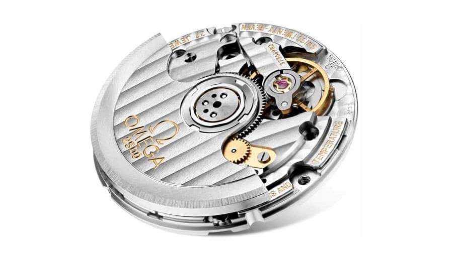 Calibre Omega 2500 Co-Axial