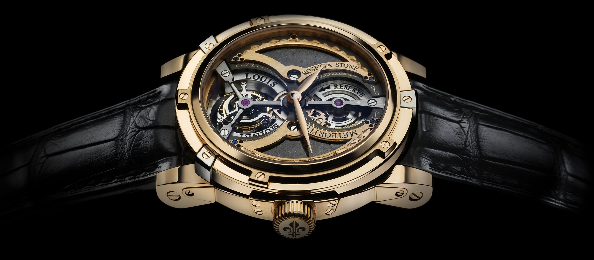 Louis Moinet Meteoris Collection
