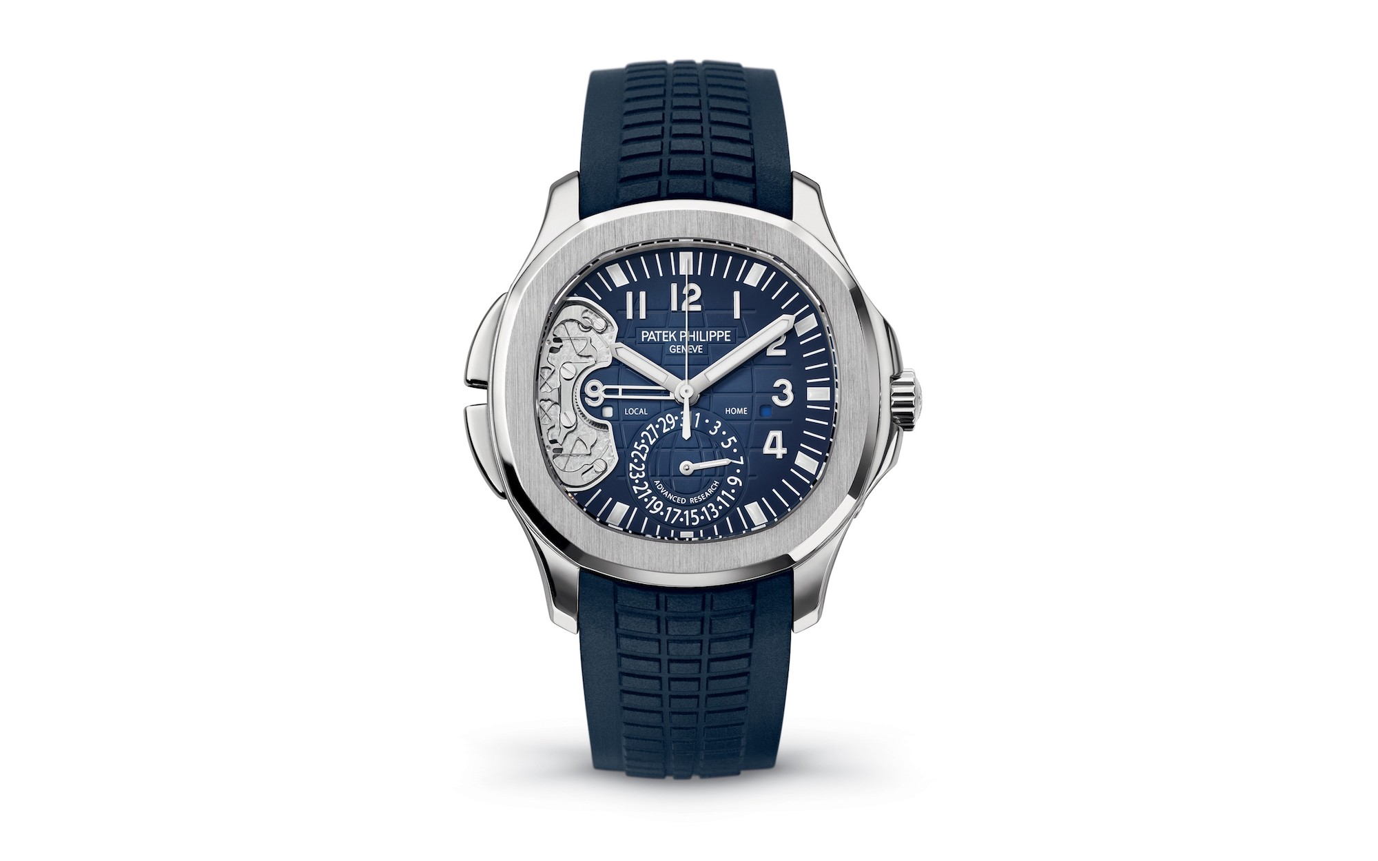 Patek Philippe Aquanaut Travel Time 5650G