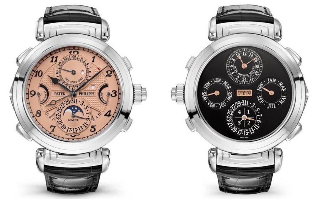¿Cuál es el reloj más caro del mundo?