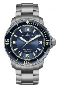 Blancpain Fifty Fathoms Automatique 5015-12B40-98 frontal