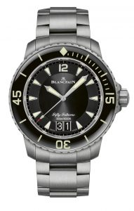Blancpain Fifty Fathoms Grande Date 5050-12B30-98 frontal