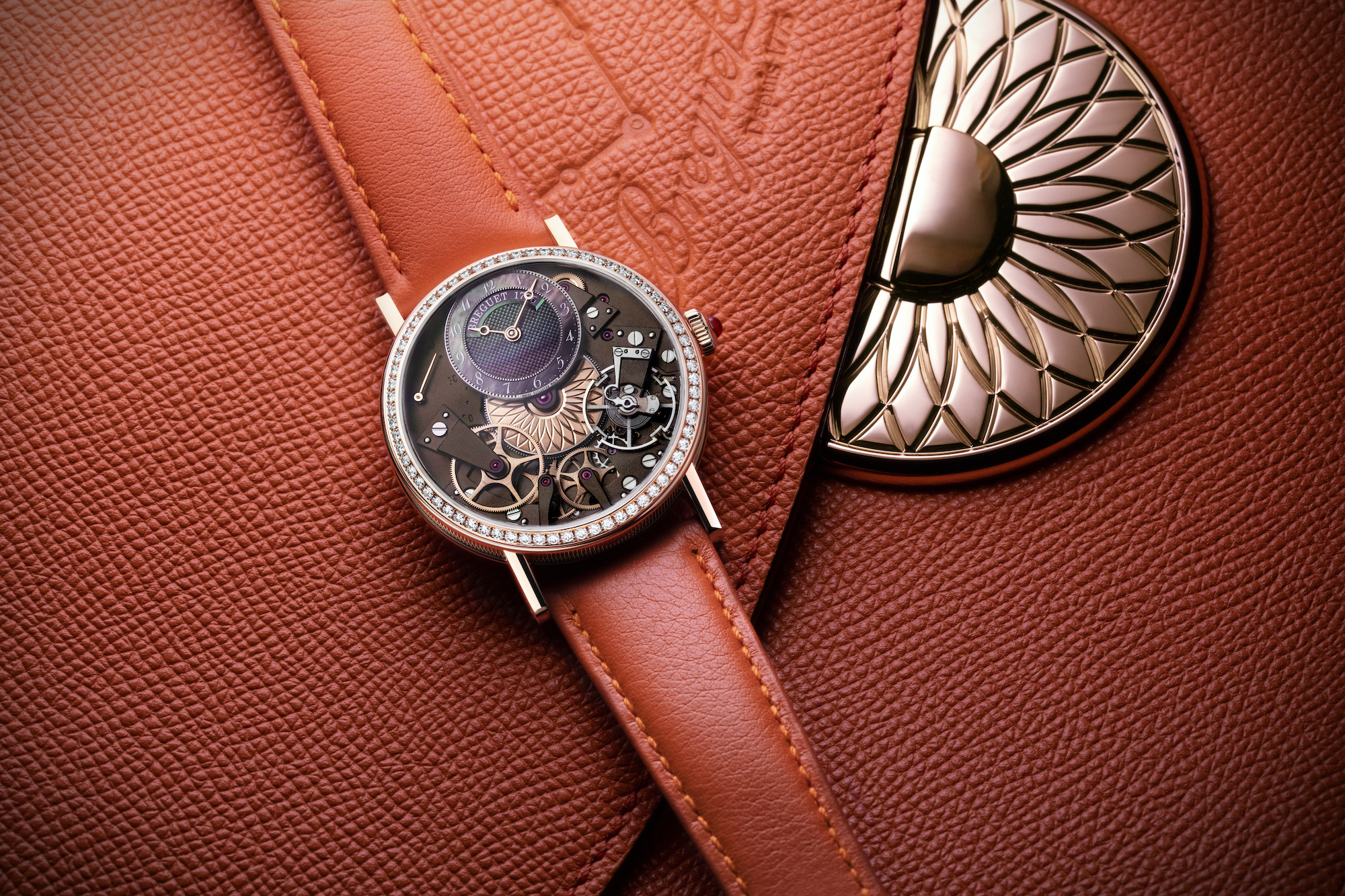 Breguet Tradition Dame 7038BRCT3V6 lifestyle