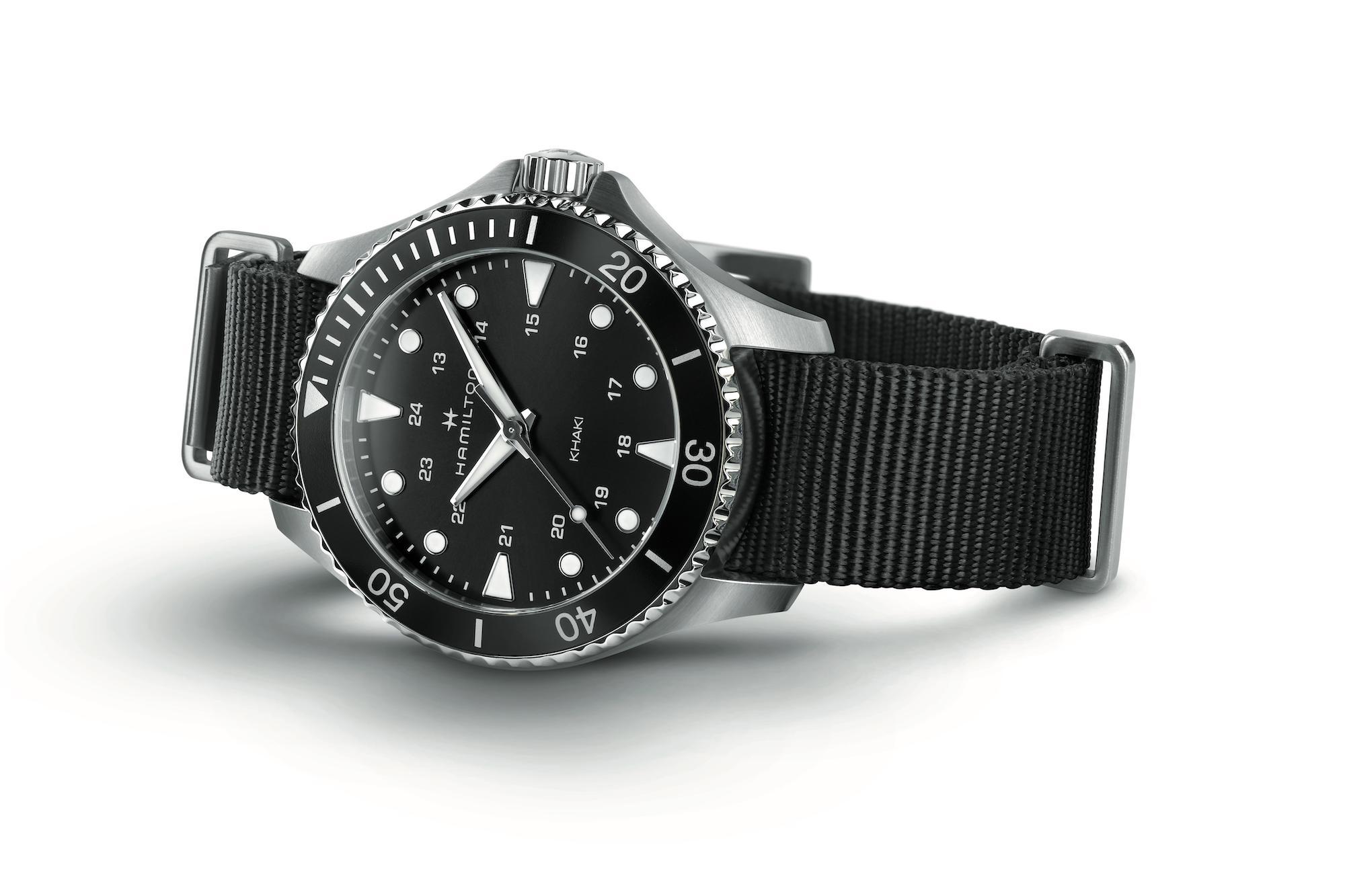 Hamilton Khaki Navy Scuba H82201931 2