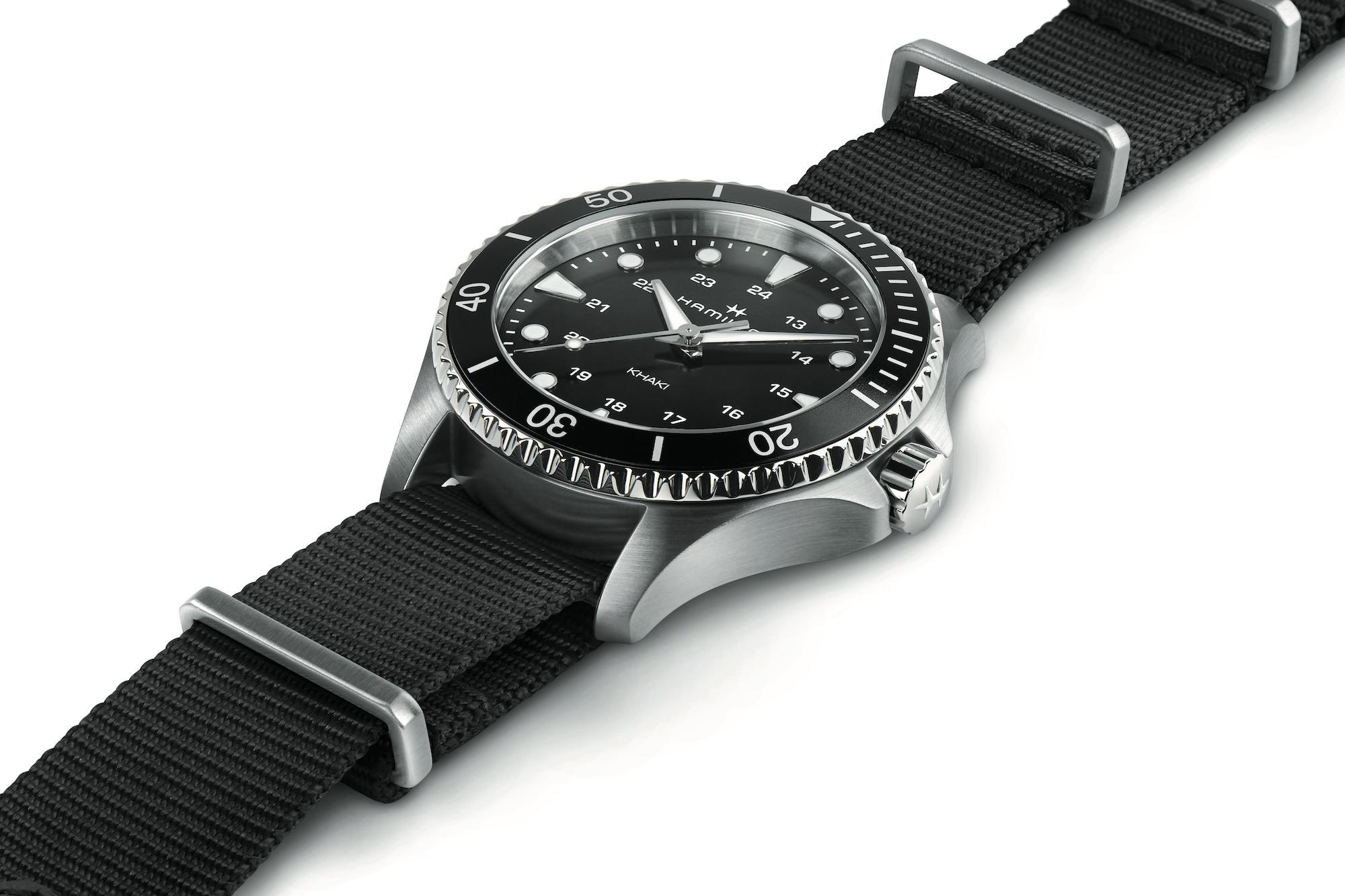 Hamilton Khaki Navy Scuba H82201931